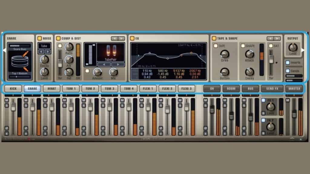 addictive-drums-mixer-effect