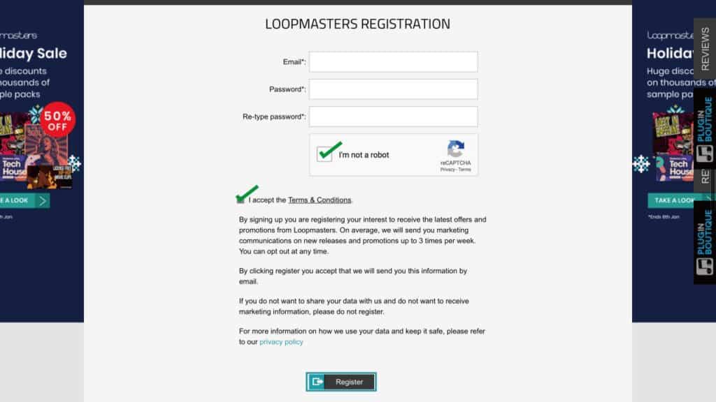 loopmasters-registration