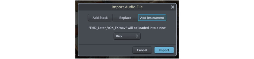 import-audio-file