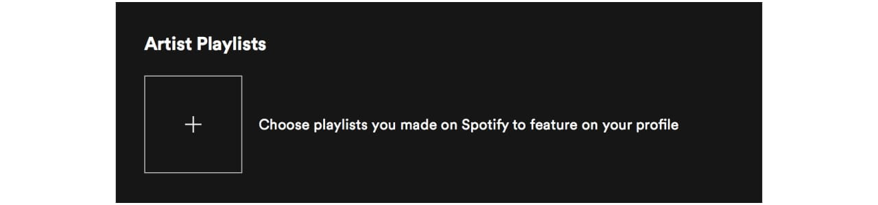 artists-playlists